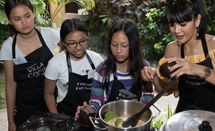Villa Coco Cooking Class