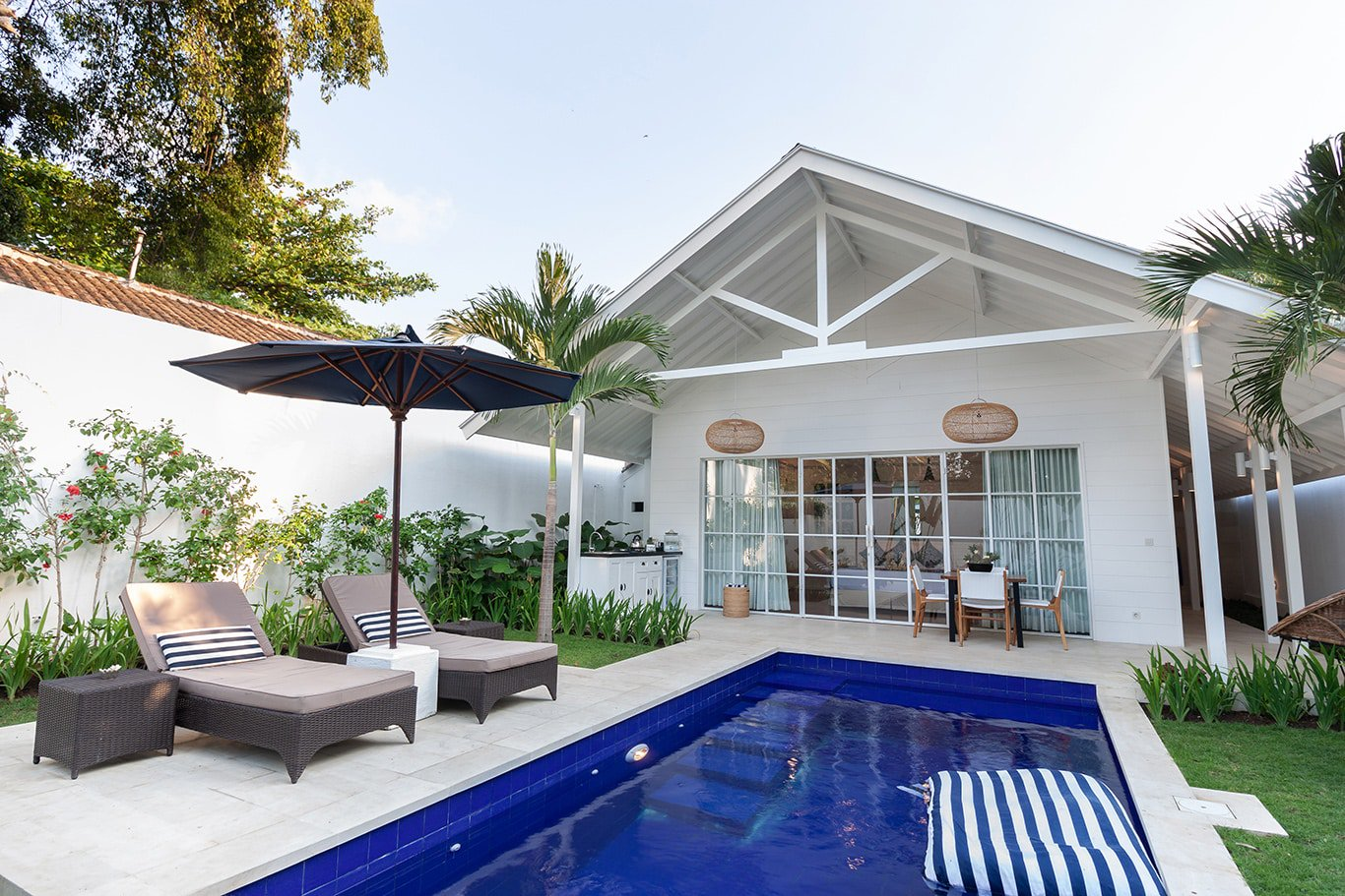 Our Brand New One Bedroom Pool Villa (A1)