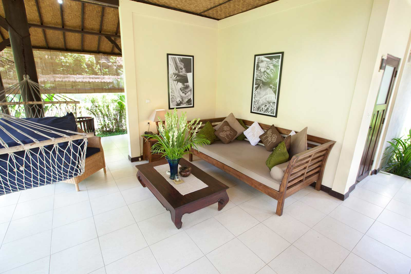 Two Bedroom Garden Bungalows