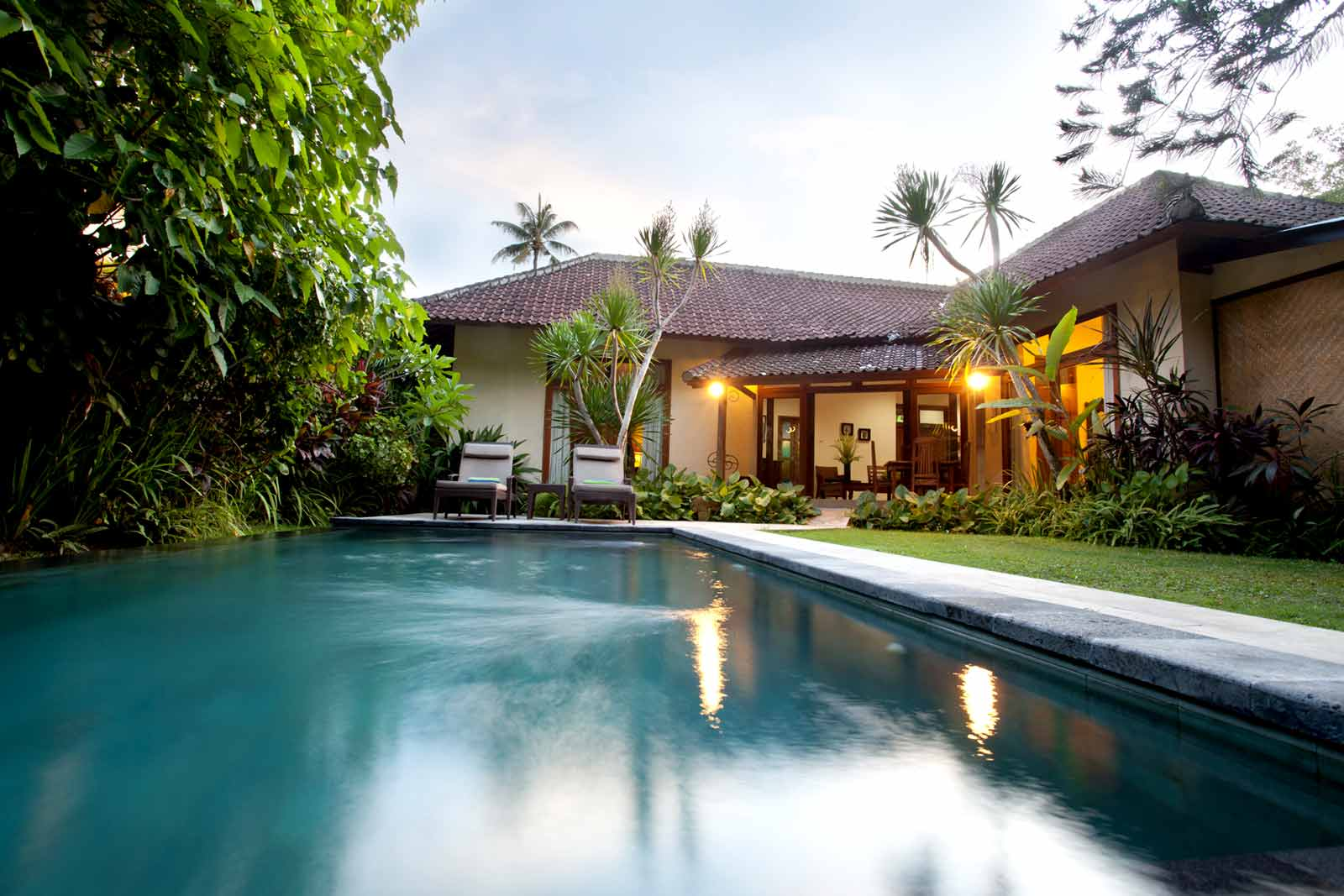 Two Bedroom Pool Villa (Closed Style)