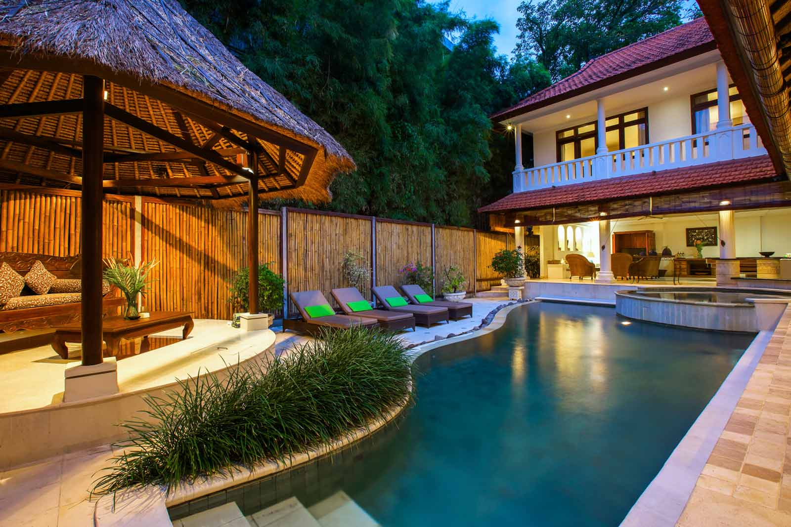 Four Bedroom Pool Villa