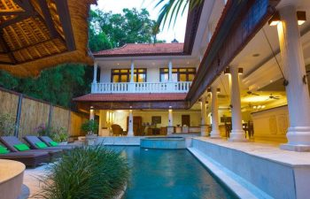 Four Bedroom Villa