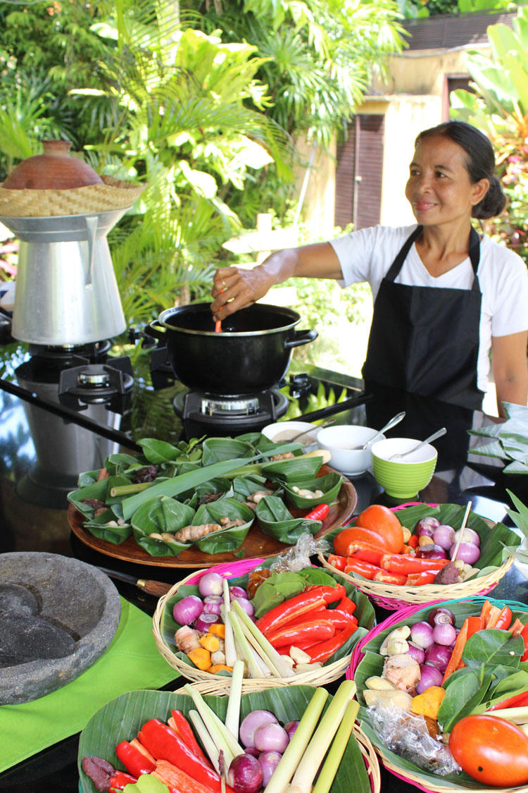 Cooking Class at Villa Coco, Bali